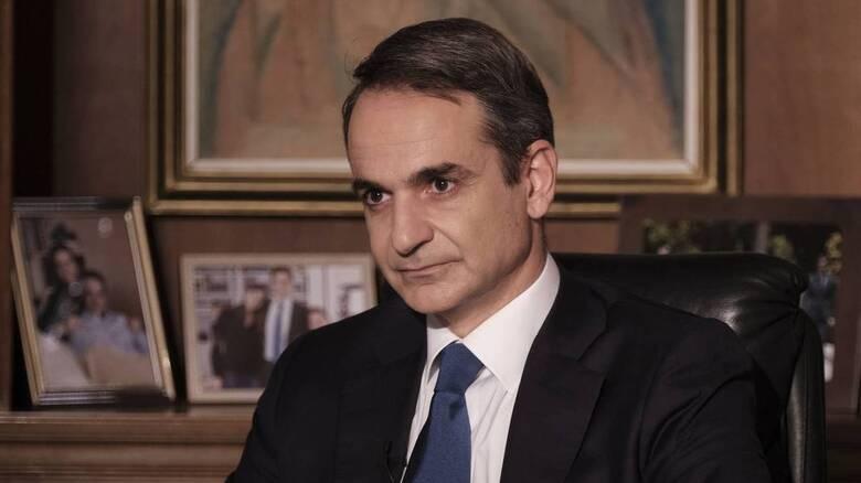Συναντήσεις Μητσοτάκη με τους πρωθυπουργούς της Ισπανίας και της Σλοβενίας
