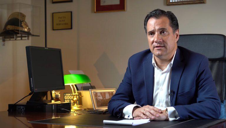 Άδ. Γεωργιάδης: «Δεν έχουμε δει ακόμη τις επιπτώσεις των αυξήσεων στην ενέργεια…»