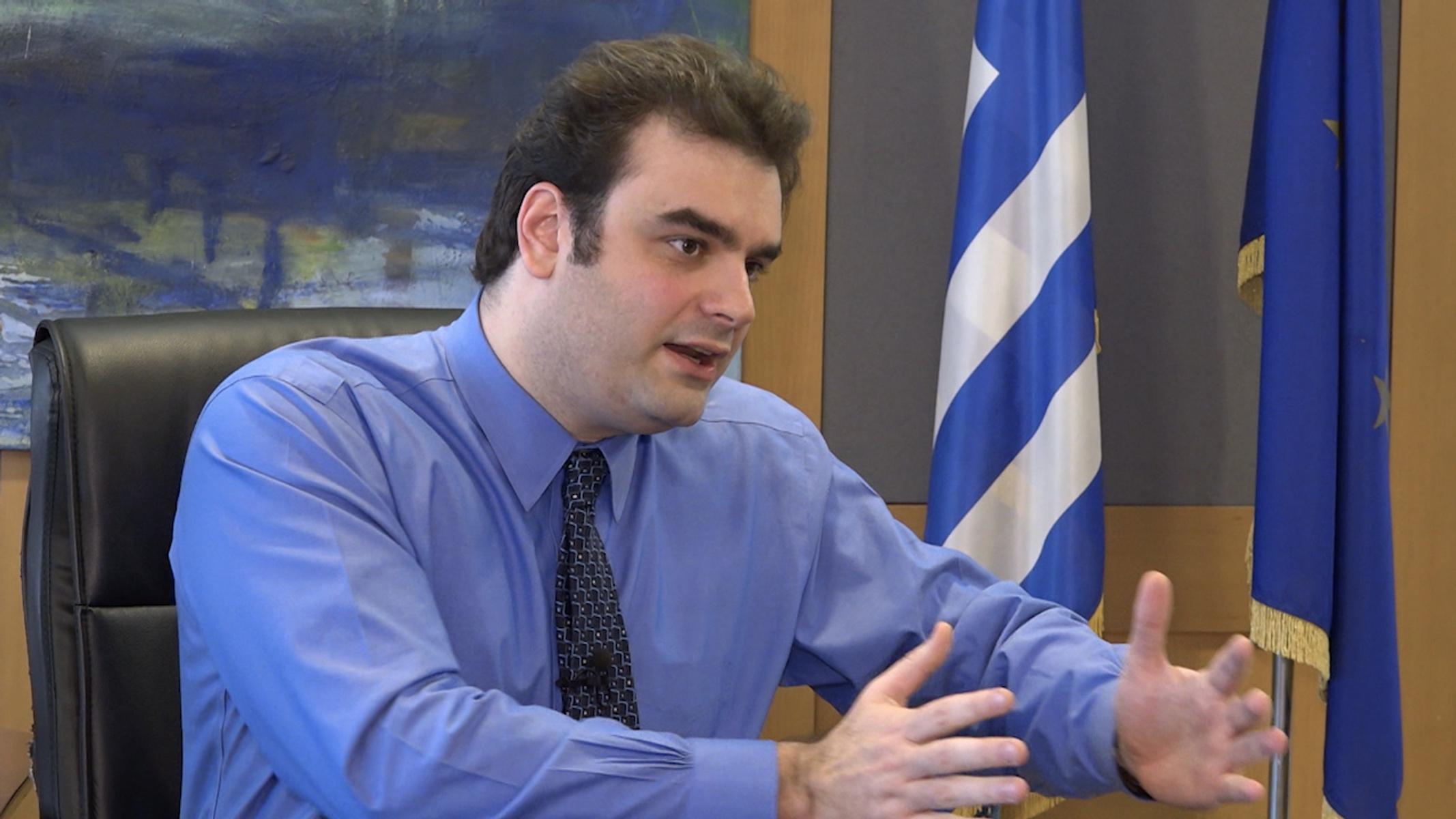Κυρ. Πιερρακάκης: «Σχέδιο Μάρσαλ» 6 δισ. ευρώ σε πληροφορική και τηλεπικοινωνίες