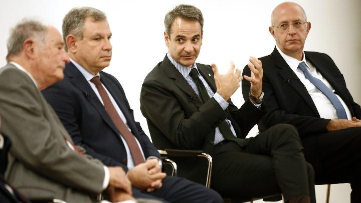Κυρ. Μητσοτάκης: Ήρθε η ώρα της επιχειρηματικότητας να στηρίξει πραγματικά τον κόσμο της εργασίας