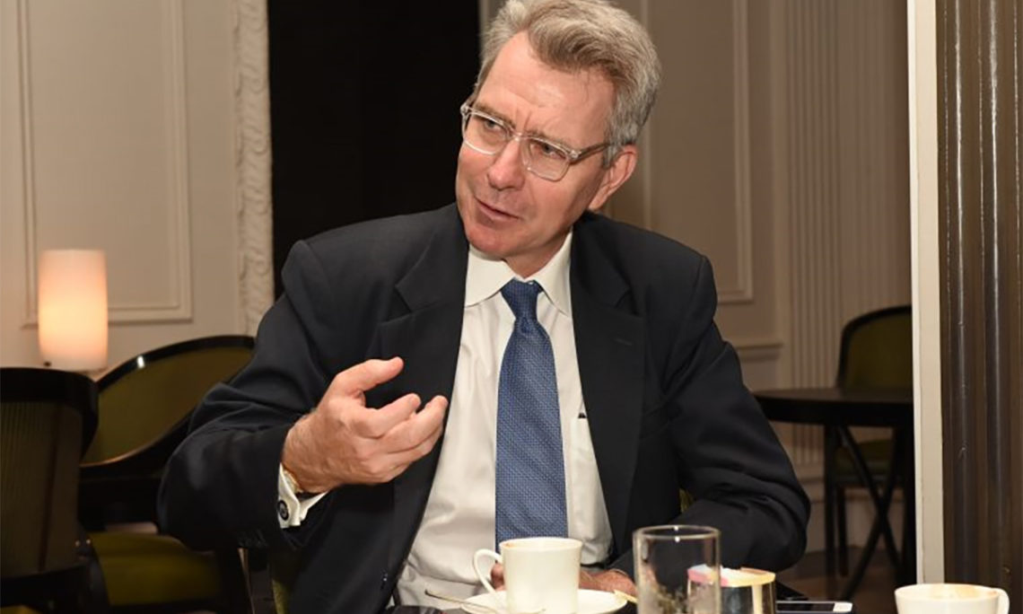 Τζ. Πάιατ: Εντυπωσιακός ο τρόπος που προχώρησαν οι μεταρρυθμίσεις εν μέσω πανδημίας στην Ελλάδα