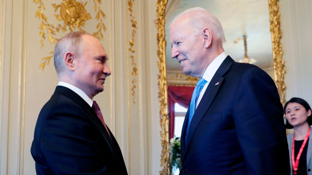 Μπάιντεν – Πούτιν: Η συνάντηση στη Villa La Grange δεν είχε ούτε αγκαλιές, ούτε Ψυχρό Πόλεμο