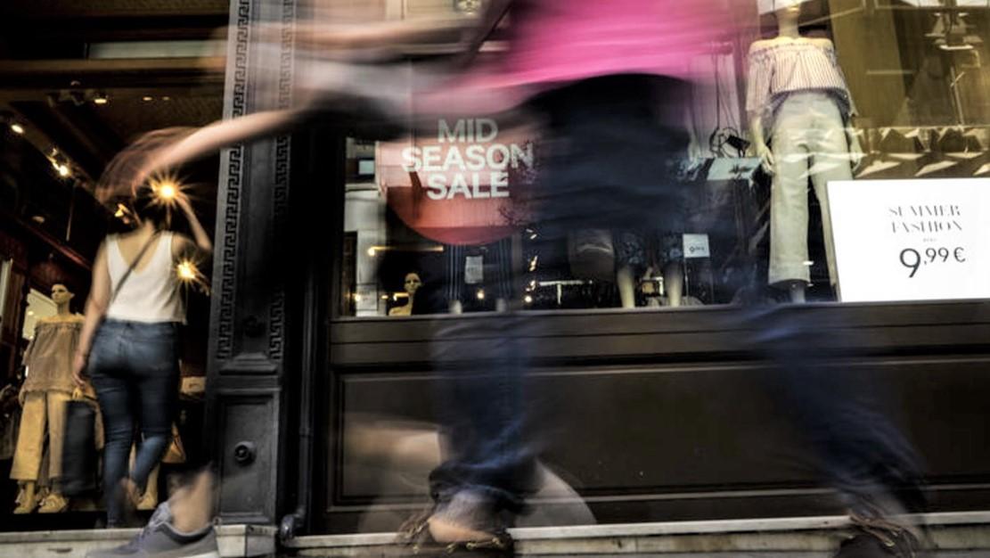 Eurostat: Εκτόξευση πληθωρισμού σε υψηλό 13 ετών στην ευρωζώνη, χαμηλά ακόμη η Ελλάδα