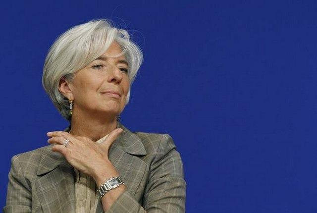 Λαγκάρντ: Είναι πολύ νωρίς για να αποσύρουμε την  έκτακτη βοήθεια της ΕΚΤ