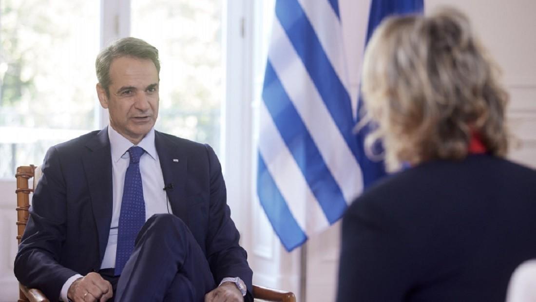 Κυρ. Μητσοτάκης: Να συμφωνήσουμε σε ένα κοινό πλαίσιο με την Τουρκία για τη διαχείριση των διαφορών μας