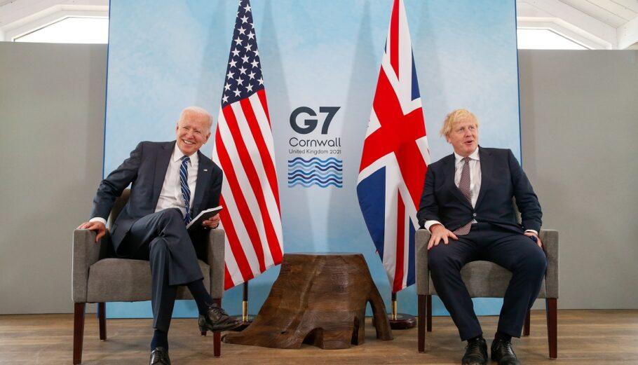 Η G7 ενέκρινε το σχέδιο για τον παγκόσμιο εταιρικό φόρο 15%