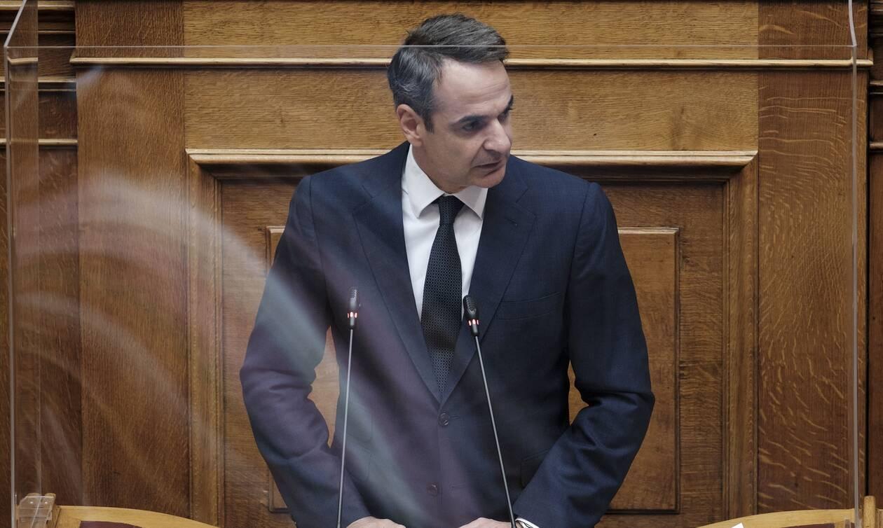 Κυρ. Μητσοτάκης: Με το εργασιακό αναμετρώνται οι δυνάμεις της προοδευτικής σκέψης με εκείνες της συντήρησης