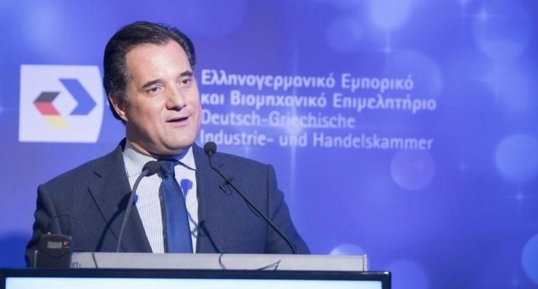 Άδ. Γεωργιάδης: Οι Γερμανοί… ξανάρχονται με επενδύσεις Bayer και Next.e.GO