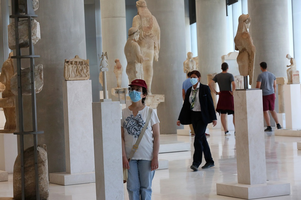 ΕΛΣΤΑΤ: Μόλις 18 ημέρες λειτούργησαν τα μουσεία σε 5 μήνες, σχεδόν χωρίς έσοδα