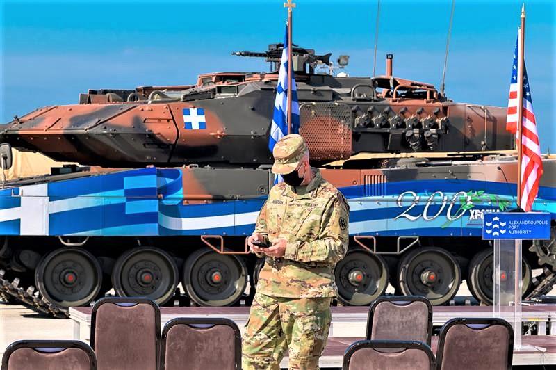 MDCA: Ασπίδα για την Ελλάδα, αλλά με βάσεις σε Αλεξανδρούπολη και νησιά