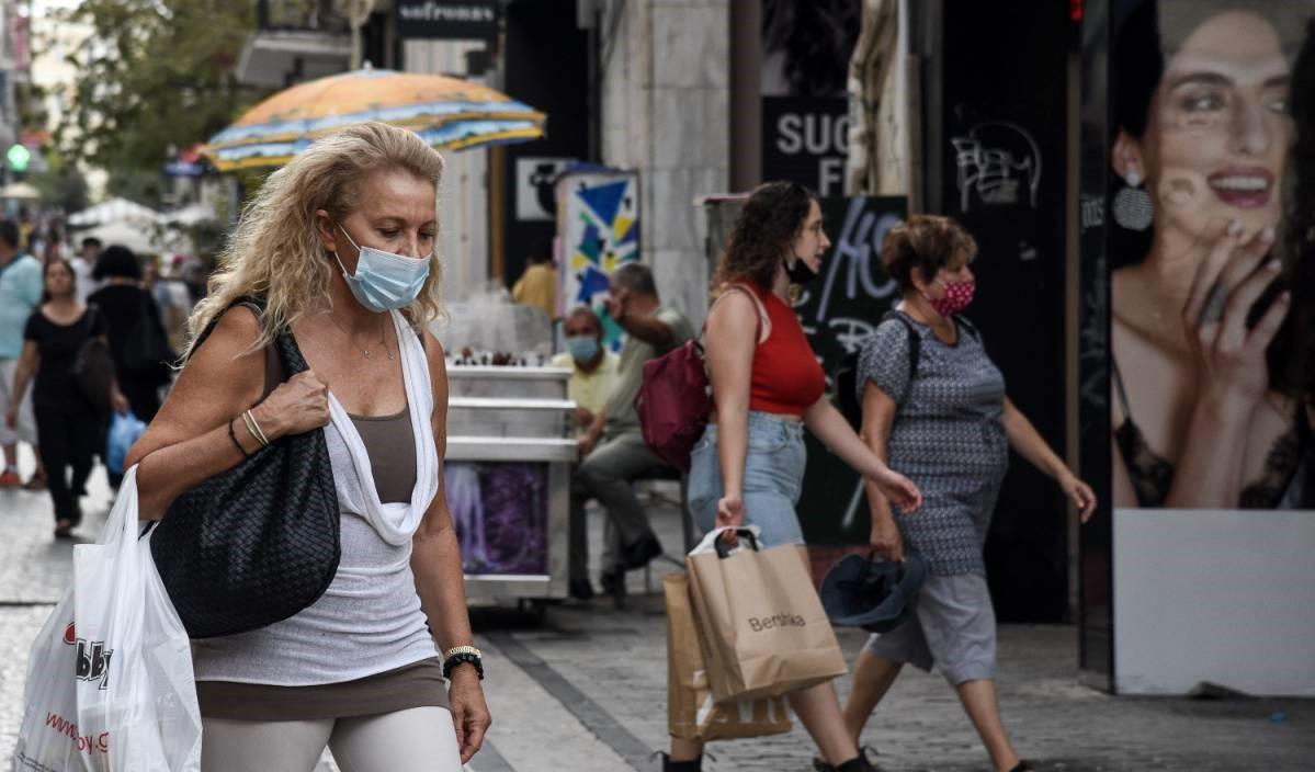Κορονοϊός: 2.422 νέα κρούσματα, 37 θάνατοι, 364 διασωληνωμένοι