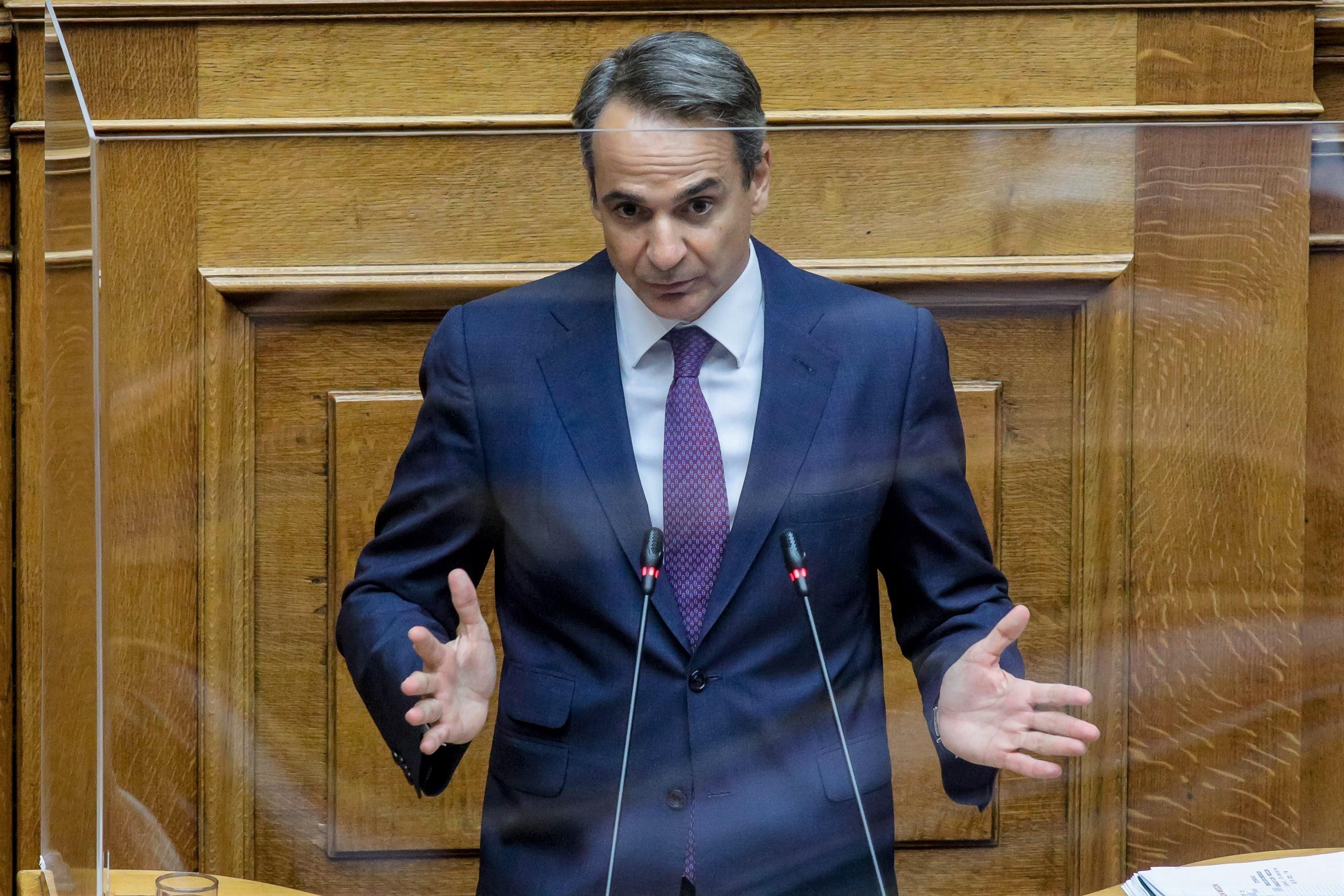 Κυρ. Μητσοτάκης: Κάθε «όχι» στη Συμφωνία με τη Γαλλία, είναι «όχι» στη θωράκιση της χώρας