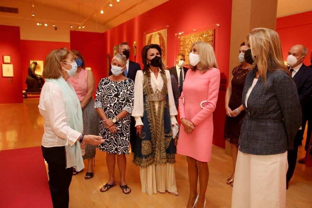 Τρείς grandes dames στο Μουσείο Ακρόπολης