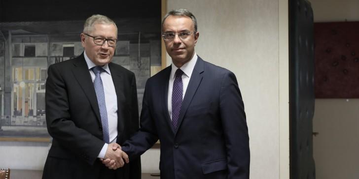 Κλ. Ρέγκλινγκ: Η Ελλάδα έχει διανύσει πολύ δρόμο και μπορεί πάλι να αναπτυχθεί
