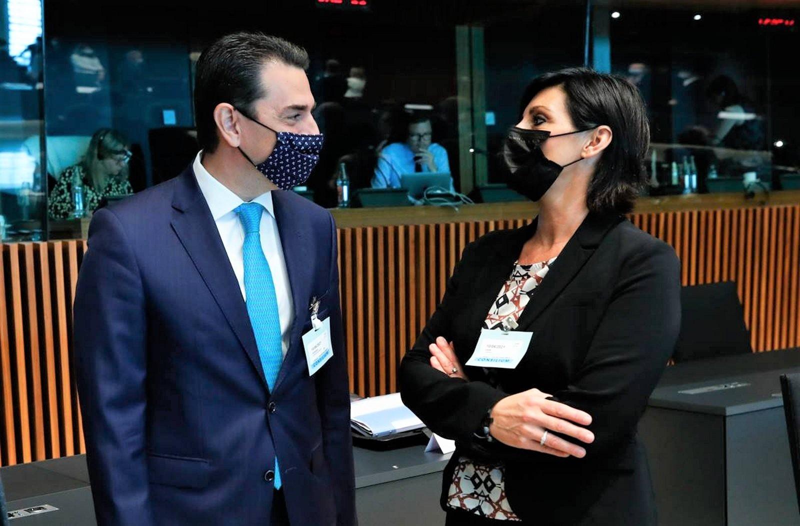 Κ. Σκρέκας: Να δοθεί άμεσα ευρωπαϊκή προστασία στους ευάλωτους από την έκρηξη τιμών στην ενέργεια