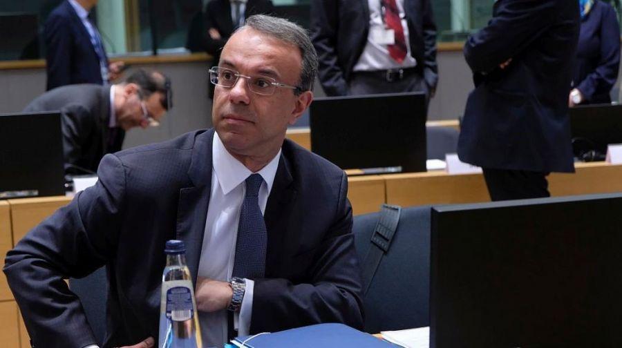 Χρ. Σταϊκούρας: Σήμερα στο  Λουξεμβούργο για Eurogroup, Ecofin, ESM και ΕΤΕπ