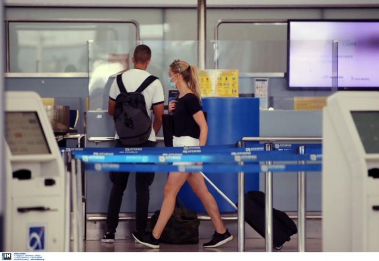ΥΠΑ: Αύξηση 82,6% στις αφίξεις τουριστών από το εξωτερικό τον Αύγουστο