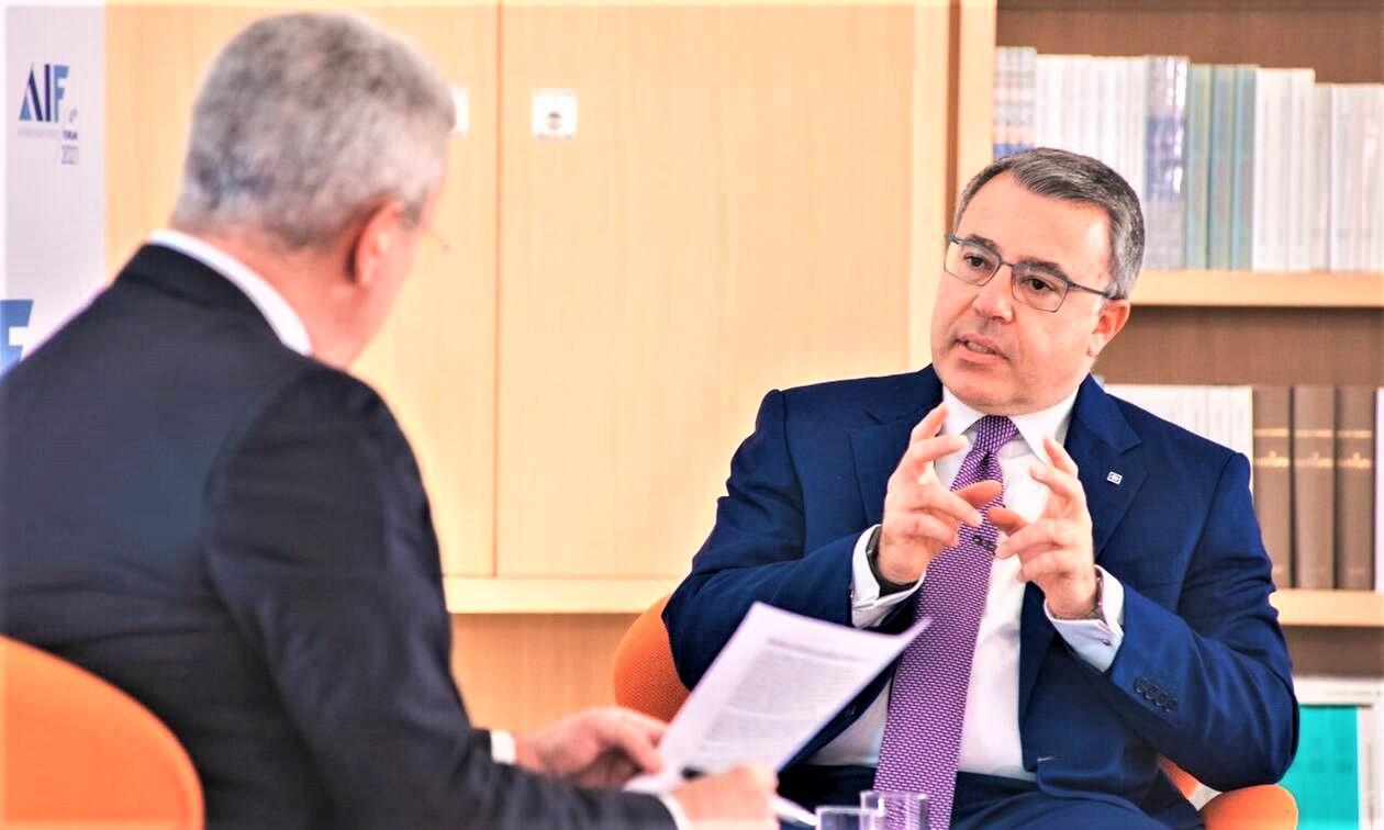 Β. Ψάλτης: Η Alpha Bank στηρίζει τις επιχειρήσεις στο άλμα της πράσινης μετάβασης