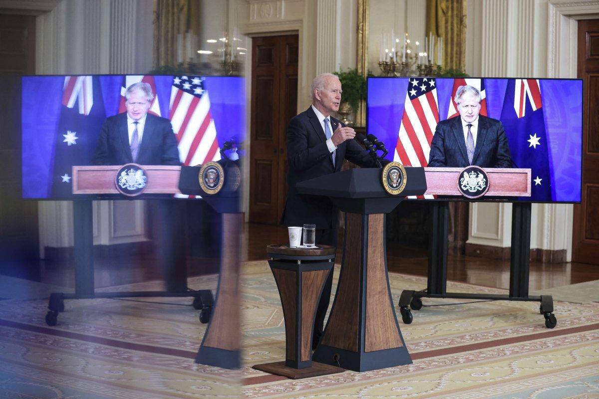 Κωδικός AUKUS: Το κοινό μέτωπο ΗΠΑ - Βρετανίας - Αυστραλίας εναντίον της Κίνας