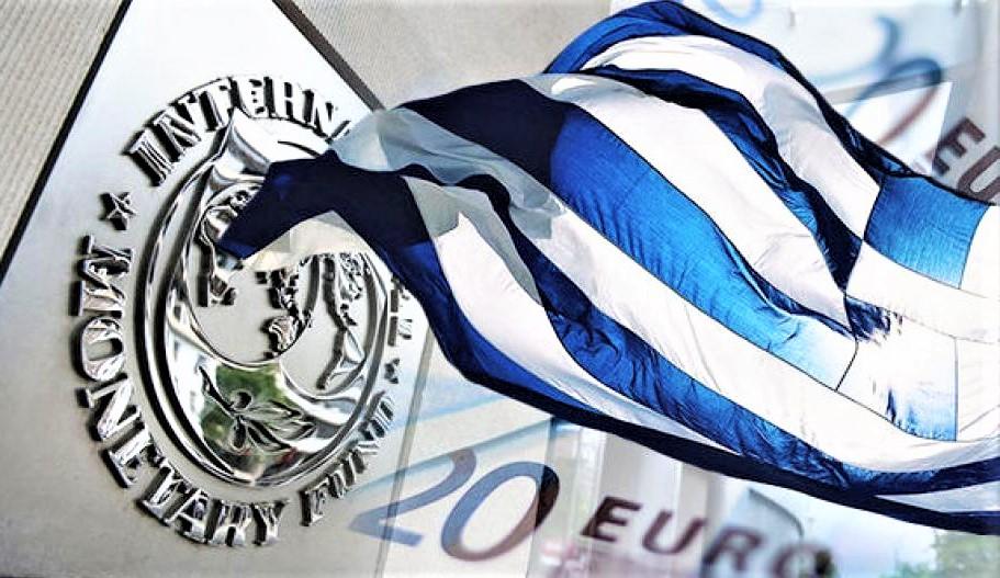 ΔΝΤ για Ελλάδα: Εκτίναξη του χρέους το 2020 στο 211,2% του ΑΕΠ, πρωτογενή πλεονάσματα από το 2023