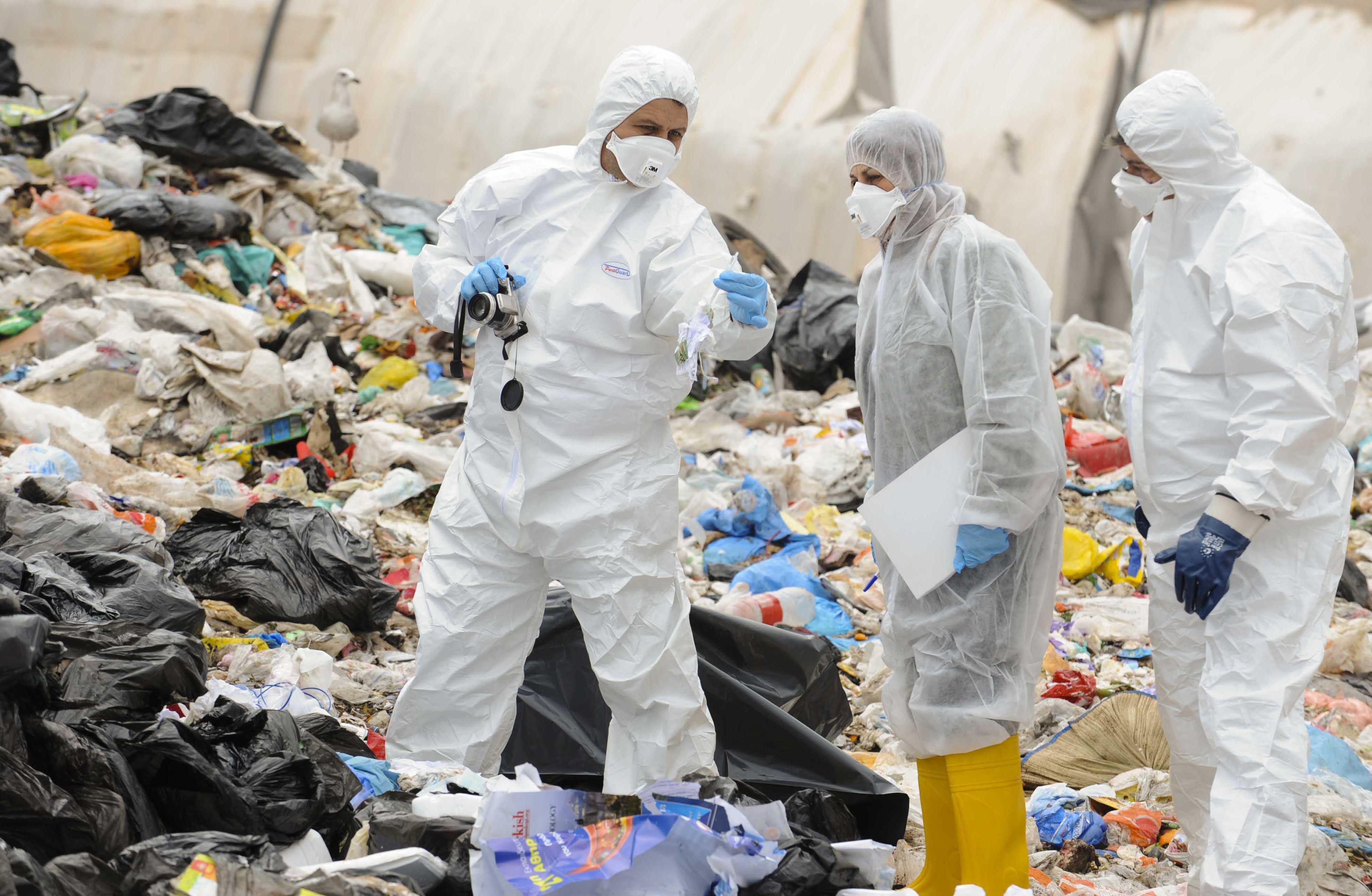 Διαχείριση αποβλήτων – λυμάτων: Η Ελλάδα στο κατώφλι του Ευρωπαϊκού Δικαστηρίου για 6 υποθέσεις