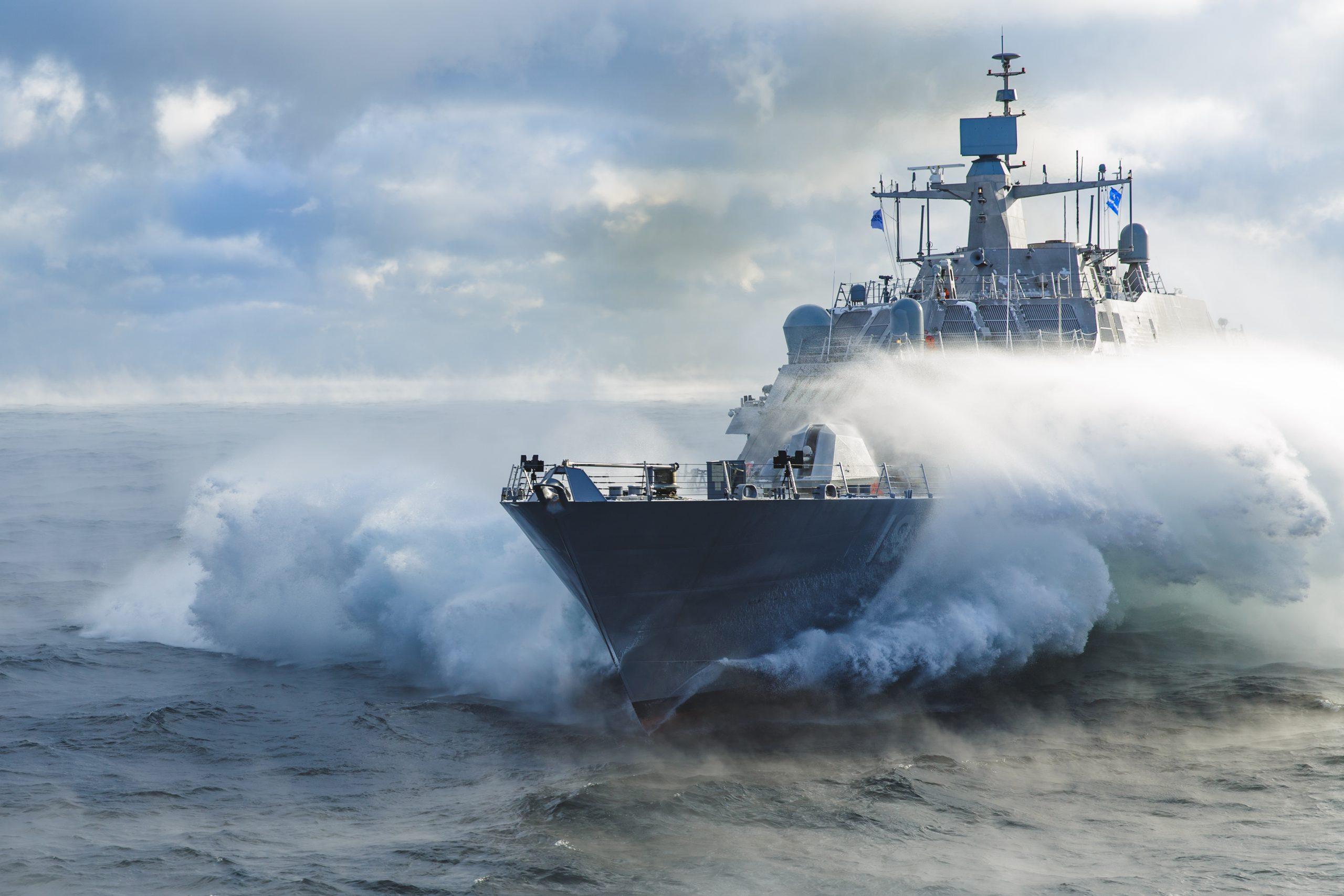 Lockheed Martin: Συμφωνία με ελληνικές εταιρείες για τις φρεγάτες ΜΕΚΟ-200