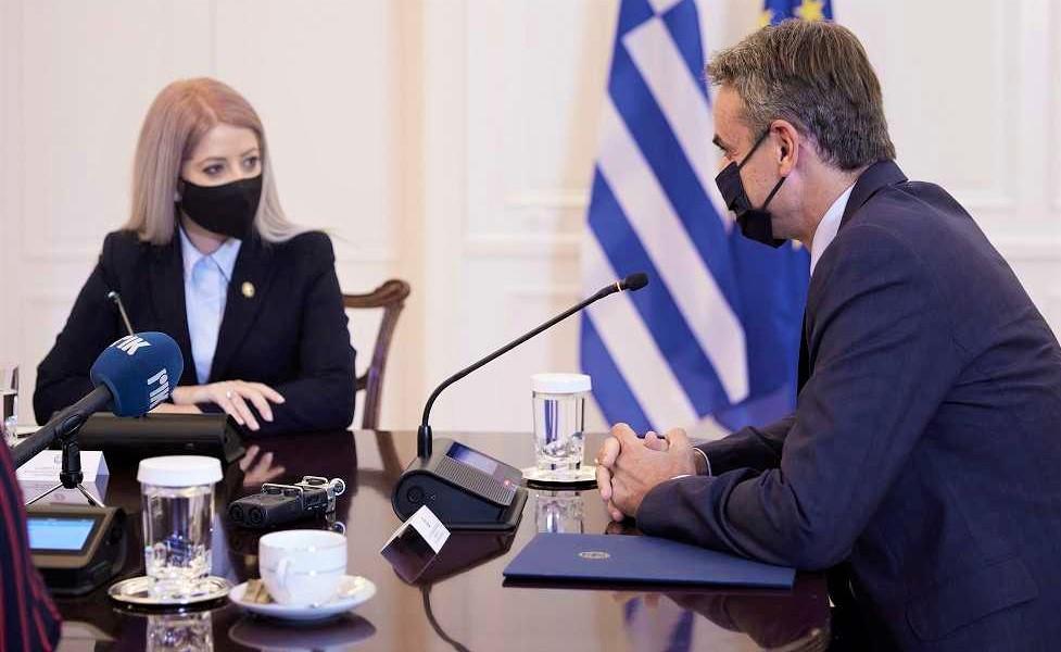 Κυρ. Μητσοτάκης: Αθήνα και Λευκωσία απόλυτα συντονισμένες για Κυπριακό και Αν. Μεσόγειο