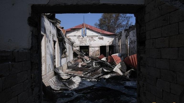 Πυρκαγιά – Αιγιάλεια: Πάει αύριο ο Πέτσας για την αποτίμηση των καταστροφών